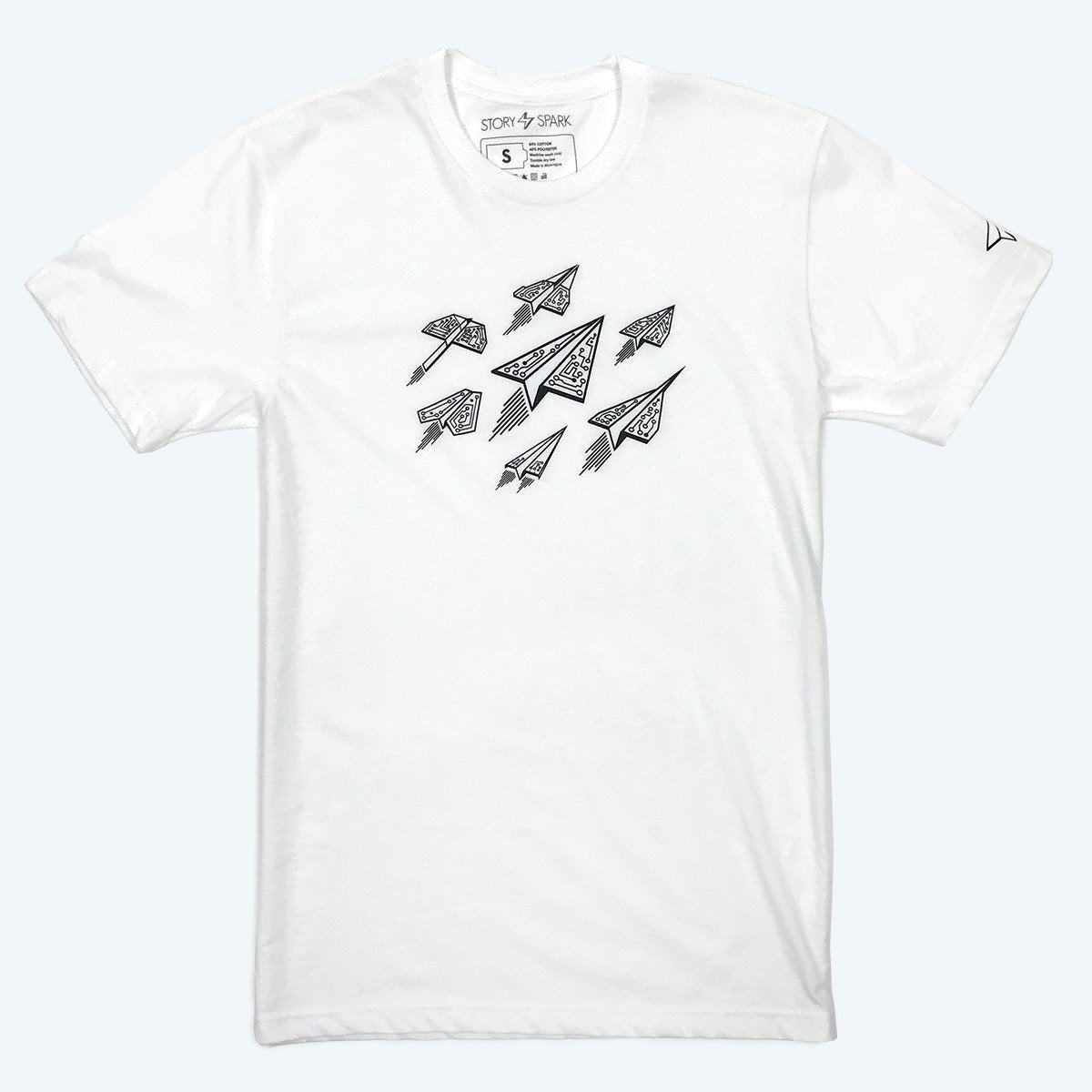 Ascend T-Shirt (White)