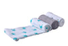 Robot Dot Swaddle