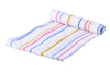 Spring Time Stripe Swaddle