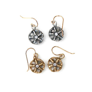 Urchin Flower Earrings