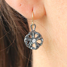 Load image into Gallery viewer, Urchin Flower Earrings