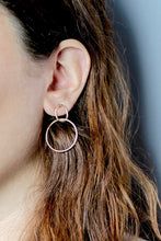 Load image into Gallery viewer, Infinite Loop Earrings