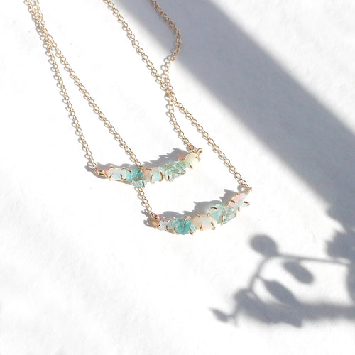 Ayse Opal Necklace