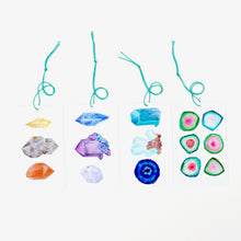 Load image into Gallery viewer, Gemstone Gift Tags