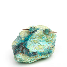 Load image into Gallery viewer, Apatite Double Cuff