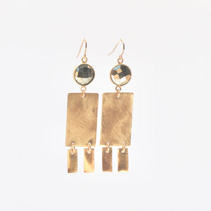 Small Cabaret Earrings