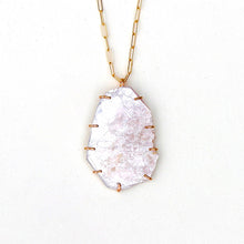Load image into Gallery viewer, Lepidolite Necklace