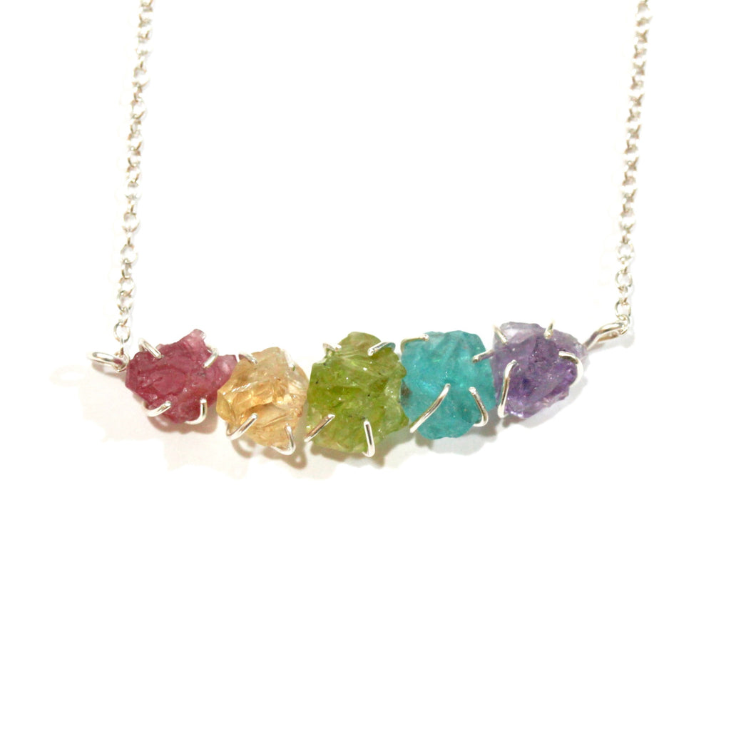 Rainbow Ayse Necklace