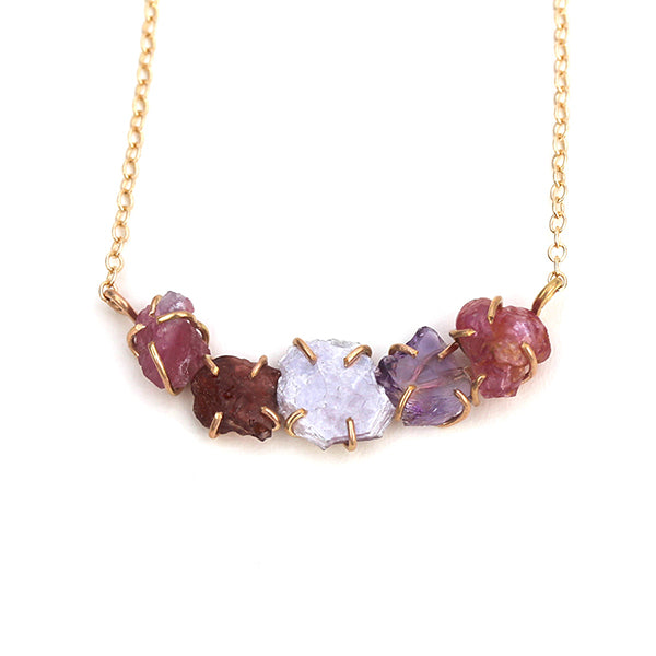Pink Ayse Necklace
