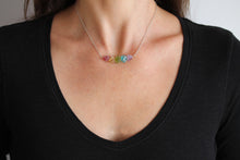 Load image into Gallery viewer, Rainbow Ayse Necklace