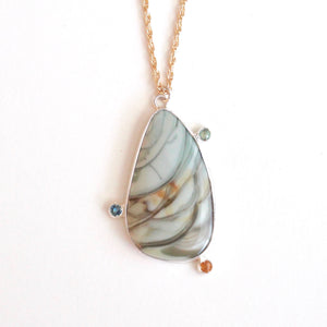 Imperial Jasper Carnival Necklace