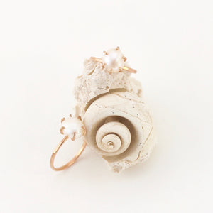 Pearl Stacker Ring
