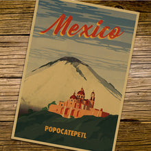 Travel Postercards