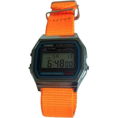 CASIO watch -A158W-NATO_F-A- | Endlesstime24.com