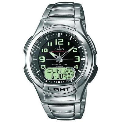 CASIO watch -AQ-180WD-1B- | Endlesstime24.com