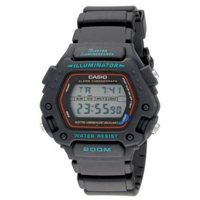 CASIO watch -DW-290-1- | Endlesstime24.com