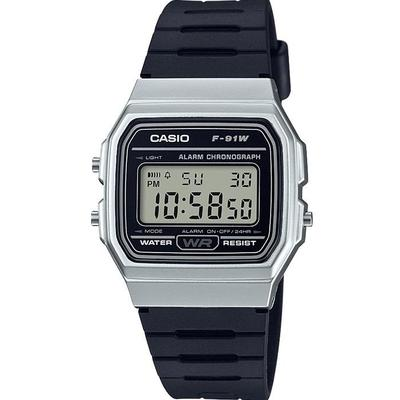 CASIO watch -F-91WM-7A- | Endlesstime24.com