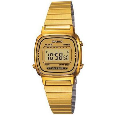 CASIO watch -LA-670WG-9- | Endlesstime24.com