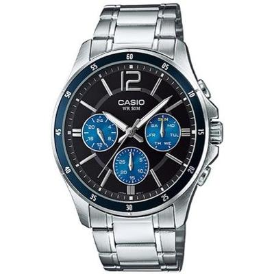 CASIO watch -MTP-1374D-2A- | Endlesstime24.com
