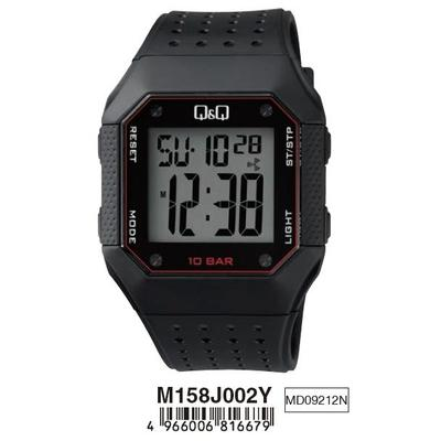 Q&Q watch -M158J002Y- | Endlesstime24.com