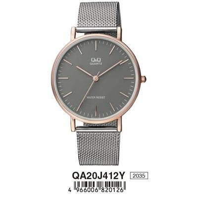 Q&Q watch -QA20J412Y- | Endlesstime24.com
