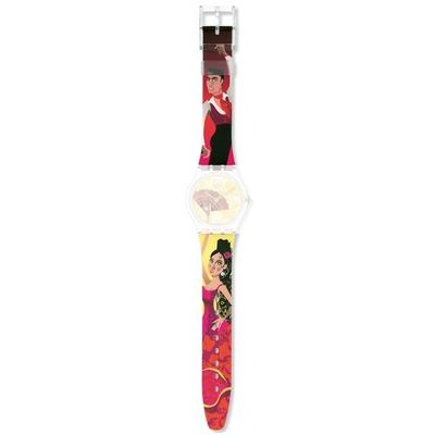 SWATCH STRAPS watch -AGE101- | Endlesstime24.com