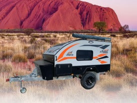 "5 star ""Murray's j-pod"" camper (new)"