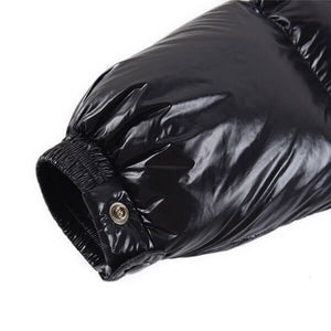 Men Moncler Down Jacket Black