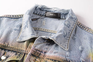 Amiri Denim Jacket