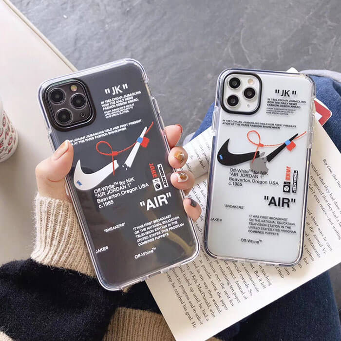 Off White x Nike Air Iphone Phone Case