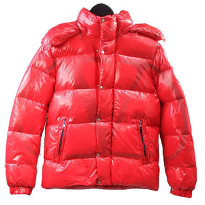 Moncler x Valentino Down Jacket Red