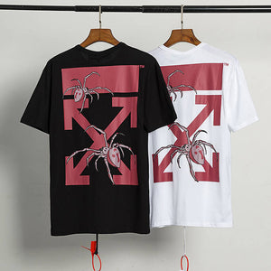 OFF WHITE Spider T-Shirt