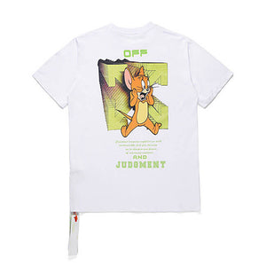 OFF WHITE JERRY T-SHIRT