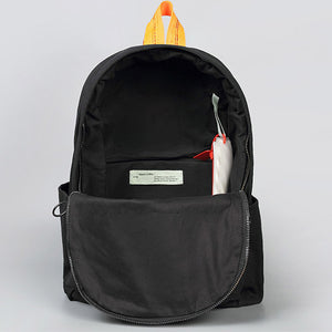 Off White Backpack