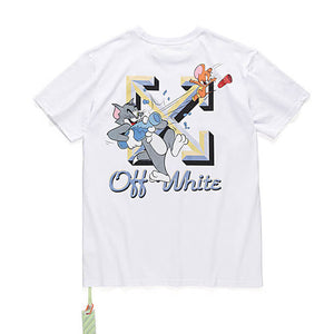 OFF WHITE Tom And Jerry T-Shirts