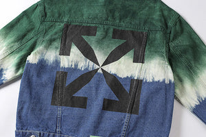 Off White Denim Jacket