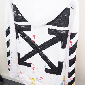 OFF WHITE Fireworks Hoodie