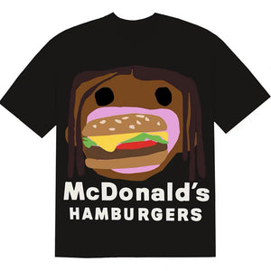 Travis Scott CPFM McDonald T-Shirt