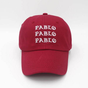 PABLO HAT RED