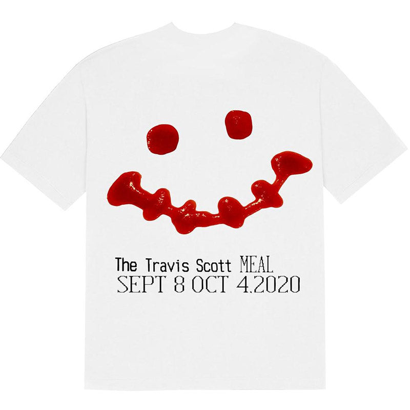 TRAVIS SCOTT x McDonald's T Shirt