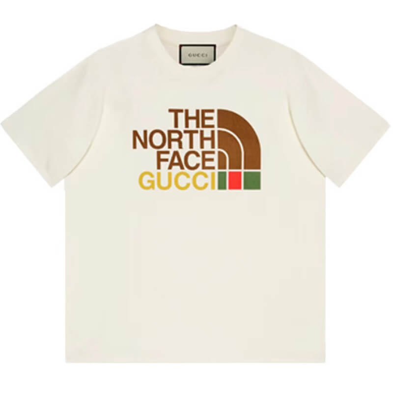 GUCCI x THE NORTH FACE 21SS T shirt