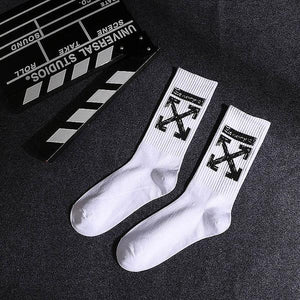 Off White Sock