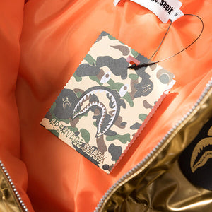 BAPE Gold Coat