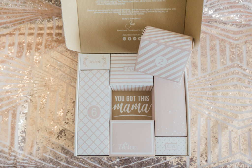 Luxe Mama 7-Gift Box