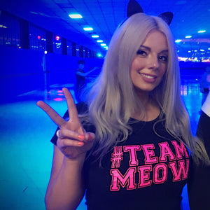 SALE! Miss Meow #TEAMMEOW Tee