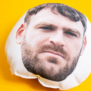 Chainsmokers Face Pillow