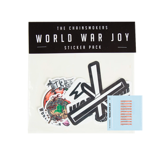 WWJ Sticker Pack + Digital Album