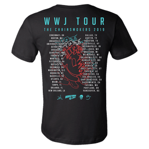 World War Joy Triad Tour Tee