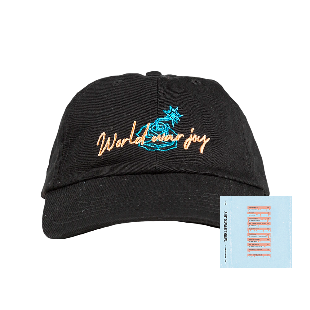 Black WWJ Hat + Digital Album