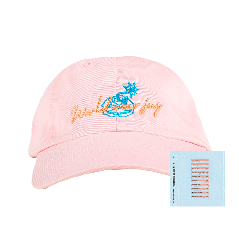 Pink WWJ Hat + Digital Album